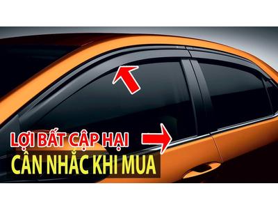 Những món phụ kiện không nên lắp thêm trên xe ô tô
