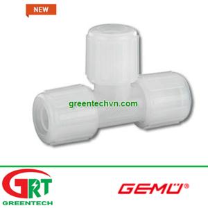 Phụ kiện nối và chia ống Gemu | Weld fitting / PFA / for tubes