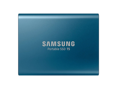 Ổ cứng SSD di động Samsung T5 5000GB MU-PA500B/AM