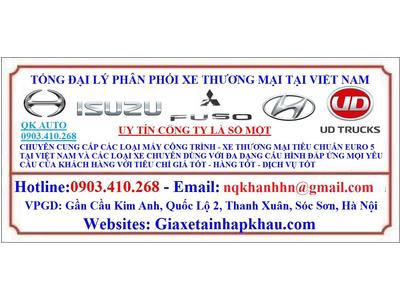 Phụ tùng xe Đô Thành IZ - Đô Thành Hyundai - Đô Thành JMC