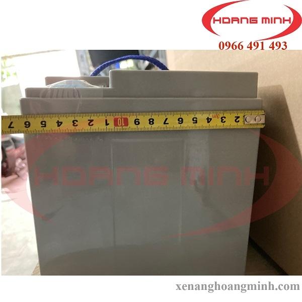 Phụ tùng xe nâng Hoàng Minh- ắc qui 12V65Ah