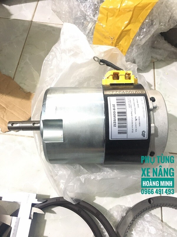 Motor xe nâng điện con cóc DC 24V650W