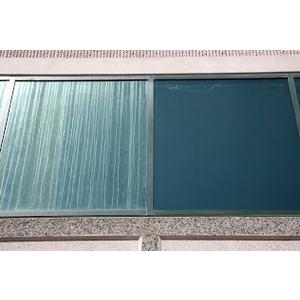 Phục hồi kính buồng tắm, lan can