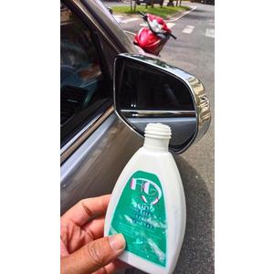 Phục hồi kính hông xe Mazda bị trầy xước nặng