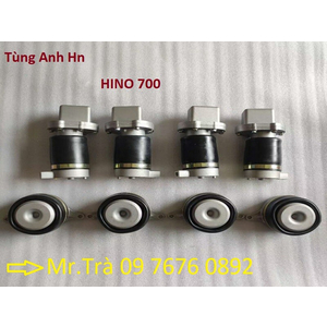 Phuôc nhún cabin xe HINO 700 chính hãng