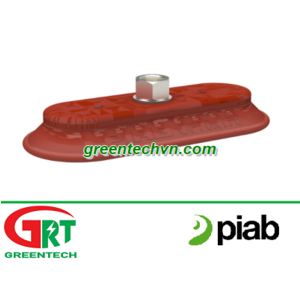 Piab OF40x110P loại PE 40 ren 3/8   Núm hút chân không   Núm hút khí   Giác hút   Piab vietnam