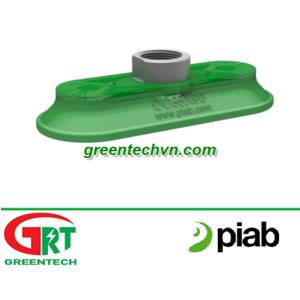 Piab OF40x110P loại PE 60 ren 3/8   Núm hút chân không   Núm hút khí   Giác hút   Piab vietnam