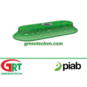 Piab OF55x150P PE 60 ren 3/8 ko lưới   Núm hút chân không   Núm hút khí   Giác hút   Piab vietnam