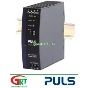 PIC120.241D | Puls PIC120.241 | Bộ nguồn gắn Din Rail 1 Pha 24VDC, 5A | Puls Vietnam | Bộ nguồn Puls
