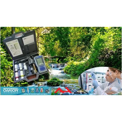 Máy đo chất lượng nước đa chỉ tiêu PCD 650