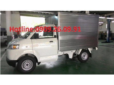 Suzuki Carry Pro 580kg thùng kín