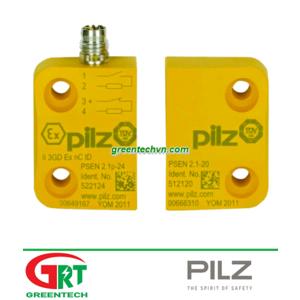 Pilz 502224 PSEN 2.1p-24 PSEN 2.1-20 Int.magn. ATEX 8mm   Pilz Vietnam