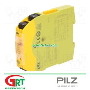 Pilz 750167 | Rơ le kỹ thuật số Pilz 750167