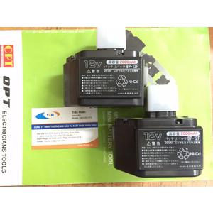 Pin 12Vdc- 2.0Ah IZUMI BP-12F