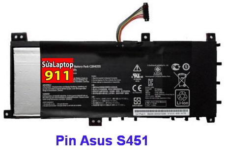 pin laptop asus S451