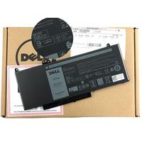 Pin (battery) Dell Latitude E5270 5470 5570 Precision M3510 62WH type 6MT4T chính hãng