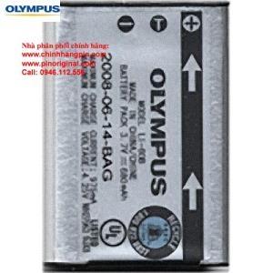 PIN (battery) máy ảnh Olympus LI-60B Lithium-Ion (3.7v, 640mAh) chính hãng original