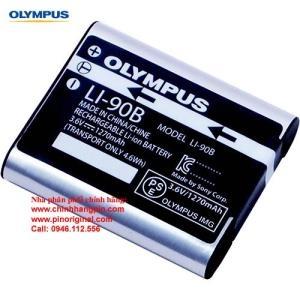 PIN (battery) máy ảnh Olympus Li-90B Rechargeable Li-Ion Battery (3.6V, 1270 mAh) chính hãng origina