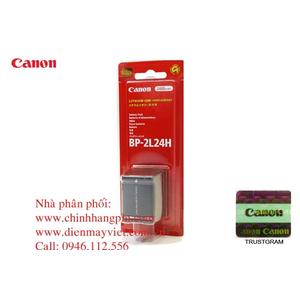 Pin (battery) máy quay Canon BP-2L24H 2400mAh (2383B002) chính hãng original