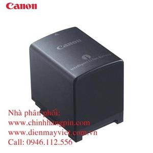 Pin (battery) máy quay Canon BP-828 Lithium-Ion (2670mAh) chính hãng original