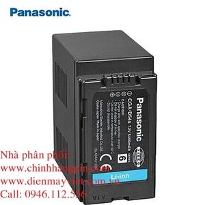 Pin (battery) máy quay Panasonic CGA-D54 Lithium-Ion chính hãng original