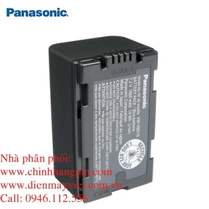 Pin (battery) máy quay Panasonic VW-VBD19PPK Lithium-Ion (7.2V, 1860mAh) chính hãng original