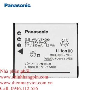 Pin (battery) máy quay Panasonic VW-VBX090 Lithium Ion chính hãng original