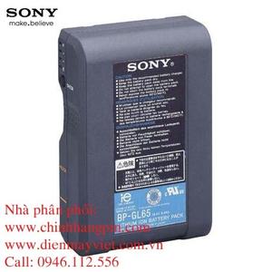 Pin (battery) máy quay Sony BP-GL65 Li-Ion V-Mount with Info Function and 65 WH chính hãng original