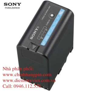 Pin (battery) máy quay Sony BP-U60 Lithium-Ion Battery for PMW-EX1 Camcorder, INFchính hãng original