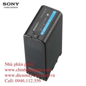 Pin (battery) máy quay Sony BPU90 Rechargeable Lithium-Ion chính hãng original