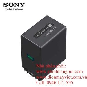 Pin (battery) máy quay Sony NP-FV100 Rechargeable (3900mAh, 8.4V) chính hãng original