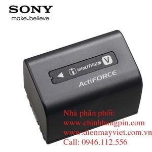 Pin (battery) máy quay Sony Sony NP-FV70 (1960mAh, 6.8V) chính hãng original