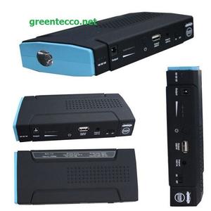Pin dự phòng di động đa năng - kích điện khởi động ô tô, sạc điện thoại