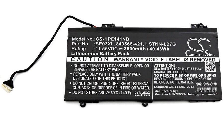 pin laptop hp 14-al116tu