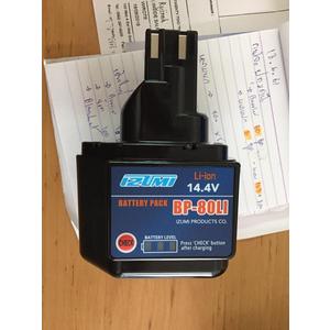 Pin IZUMI BP-80LI 14.4v- 3.0Ah