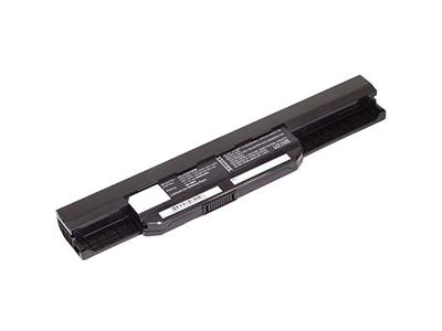 Pin Laptop Asus A53JA- 6cell – 5200mAh - 10.8 V (đen)