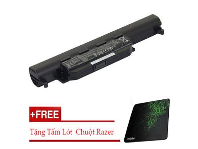 Pin Laptop Asus P55VA-6Cell- 5200mAh- 50Wh Type XCMRD (đen)