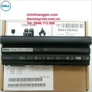 Pin laptop DELL Latitude E5430 E5530 NHXVW pin 9-cell chính hãng original