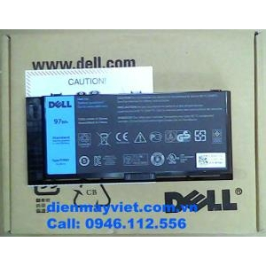Pin laptop DELL Precision M4600 FV993 97Wh pin 9-cell chính hãng original