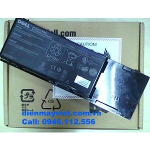 Pin laptop DELL Precision M6400 M6500 pin 9-cell chính hãng original
