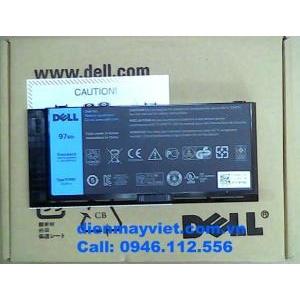 Pin laptop DELL Precision M6700 FV993 97Wh pin 9-cell chính hãng