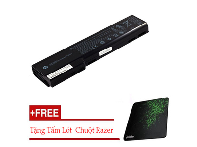 Pin Laptop HP Elitebook 6570- 6 cells - 5200 mAh - 55Wh - 5.1Ah (Đen)