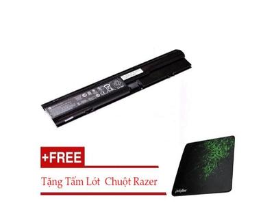 Pin Laptop HP ProBook 4400 - 6 cells - 4400 mAh - 47Wh – 2.2Ah (đen)