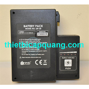 Pin máy hàn cáp quang INNO IFS-10 chính hãng