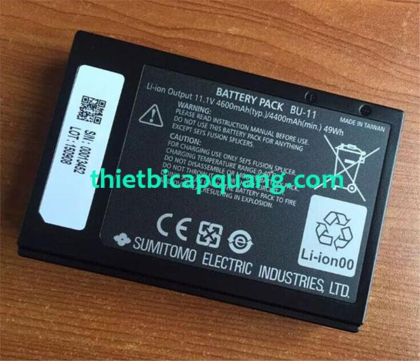 Pin máy hàn cáp quang Sumitomo Z1C chính hãng
