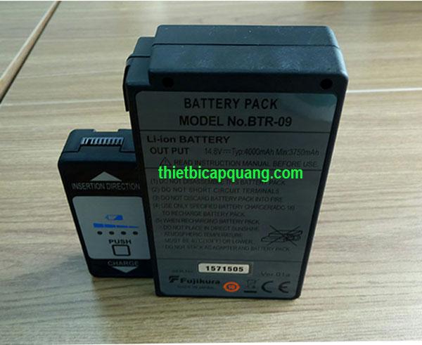 Pin máy hàn cáp quang Fujikura 70S chính hãng