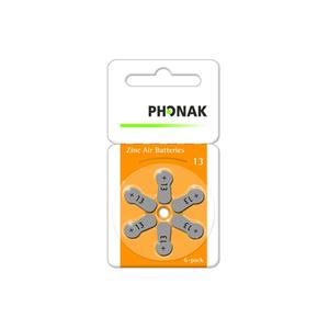 Pin Phonak +13