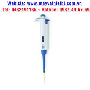 Pipet tự động 1 kênh dải 5-50 micrôlit