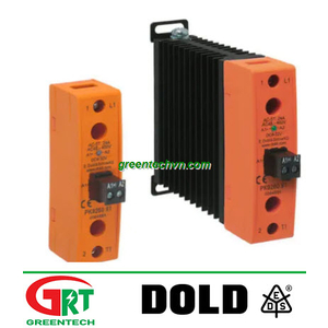 PK 9260 | Dold | Rơ le PK 9260| Solid state relay | Dold Vietnam