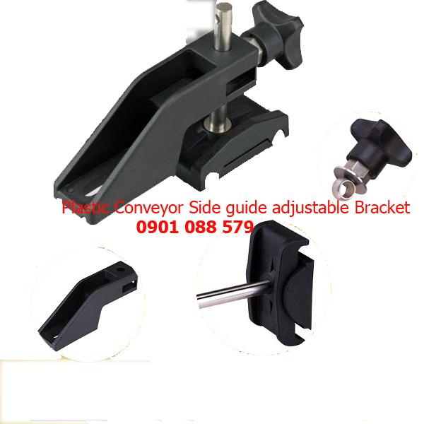 Plastic Conveyor Side guide adjustable Bracket